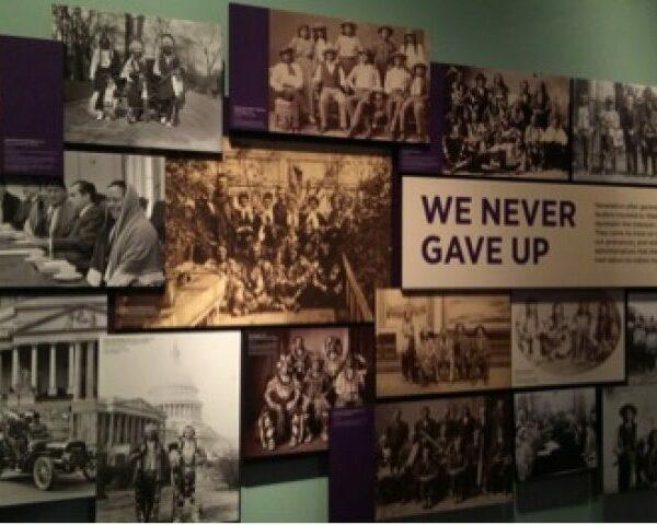 Ölüme Karşı Hayat, Cansu Yapıcı - National Museum of American Indian
