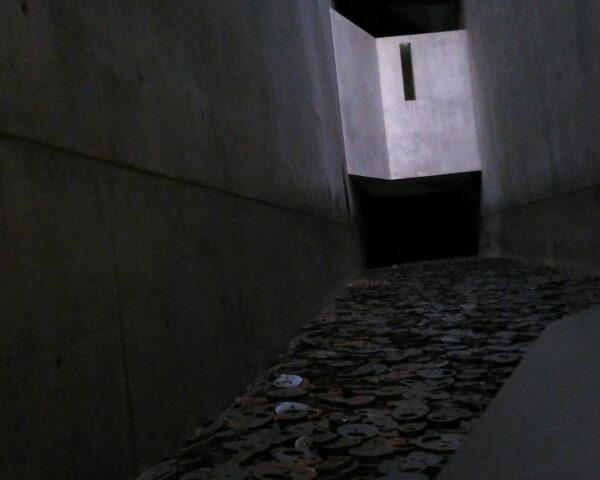İki Satır Arası... - Mehmet Sağçolak, Berlin Yahudi Müzesi