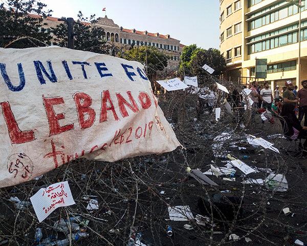 Beyrut Protestoları Rehberi - Pelin Asa