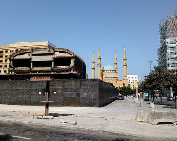 Beyrut'un ve Geçmişin Haritaları - Pelin Asa